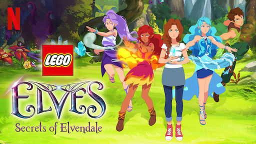 LEGO Elves: Secrets of Elvendale